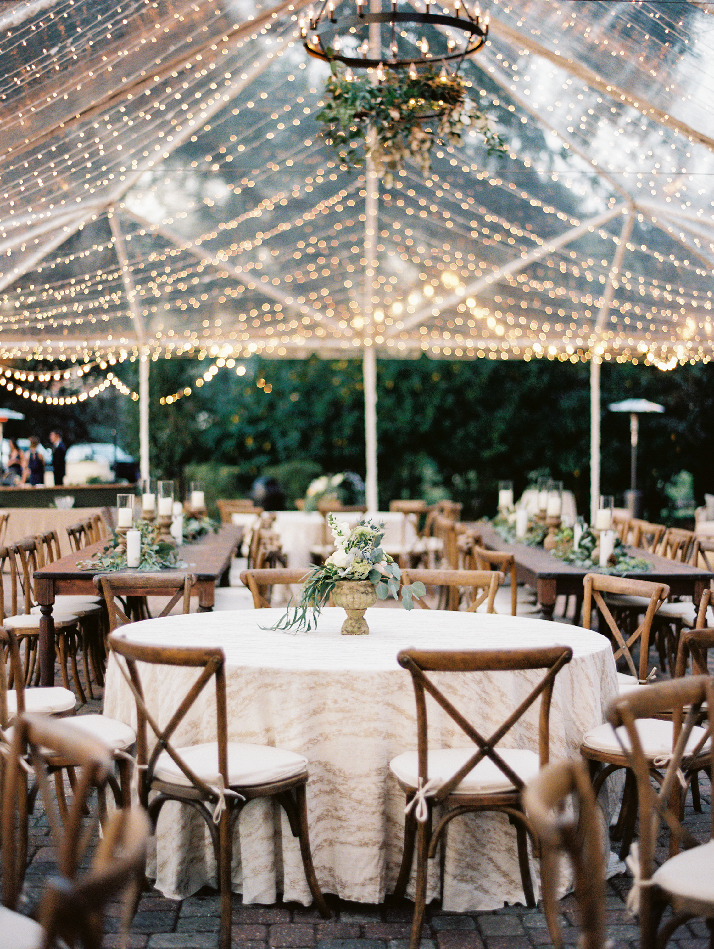 Southern Fete, Southern Wedding, Peregrin's Florist, Party Central, LoveGood Rentals, Sarah Beth Photography, Light Decor, Tent Reception
