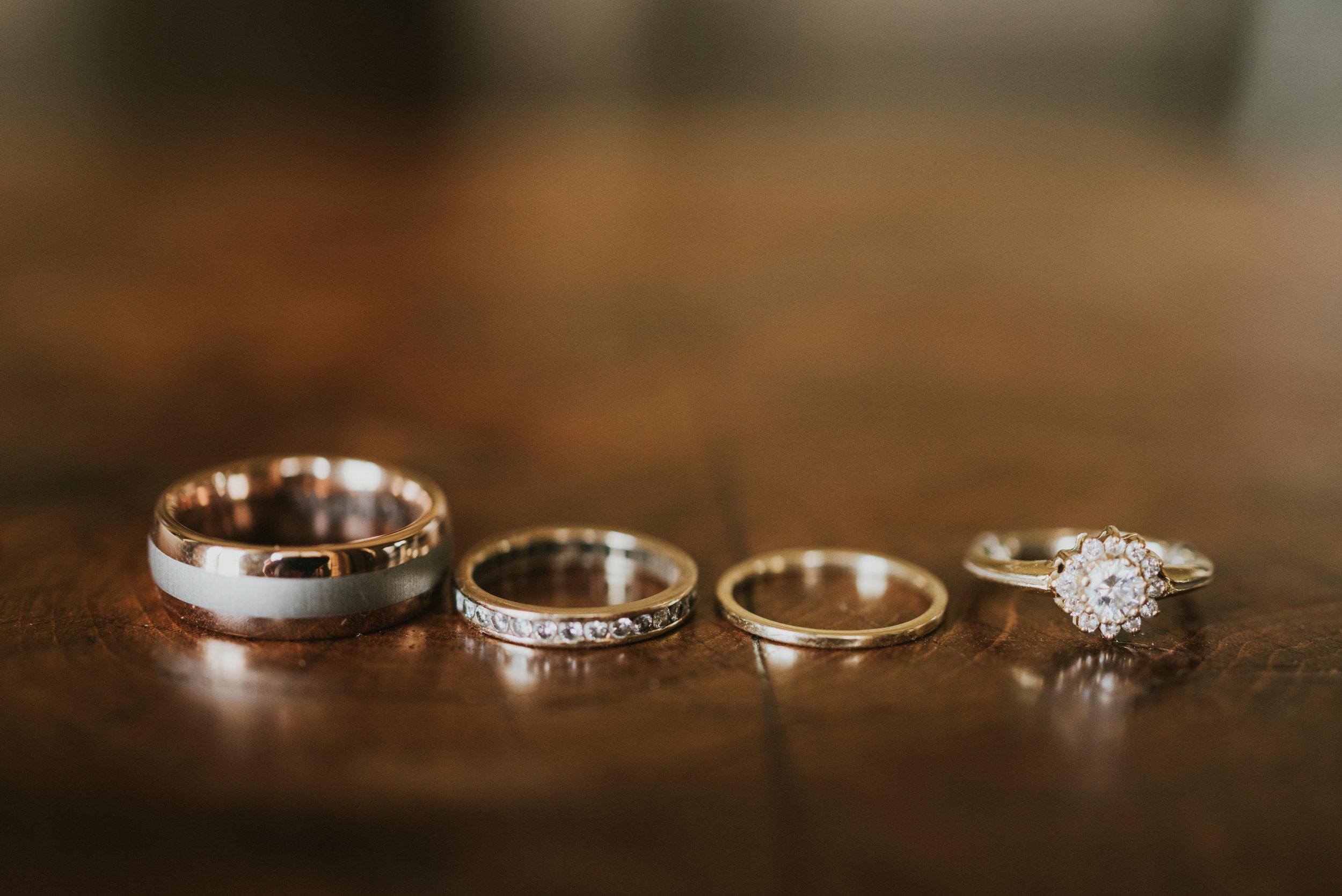 Southern Fete, Southern Wedding, Wedding rings, Jen Menard Photo