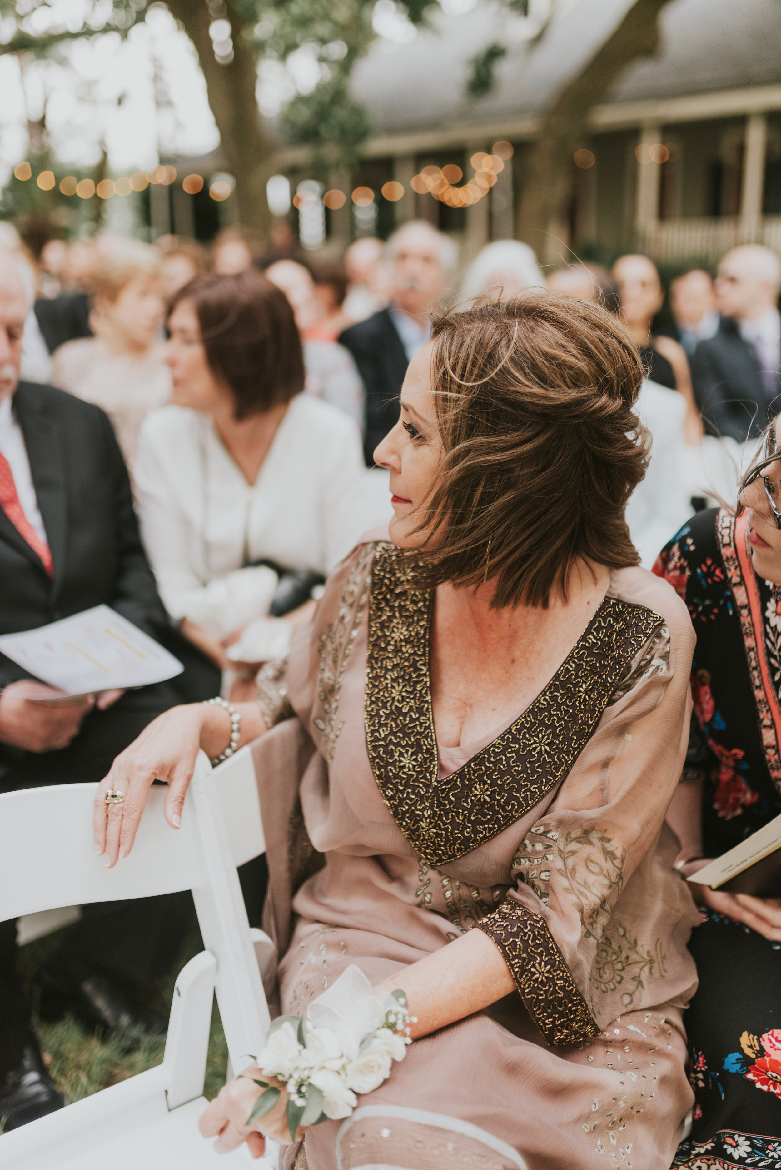 Southern Fete, Southern Wedding, Ceremony, Rip Van Winkle Gardens