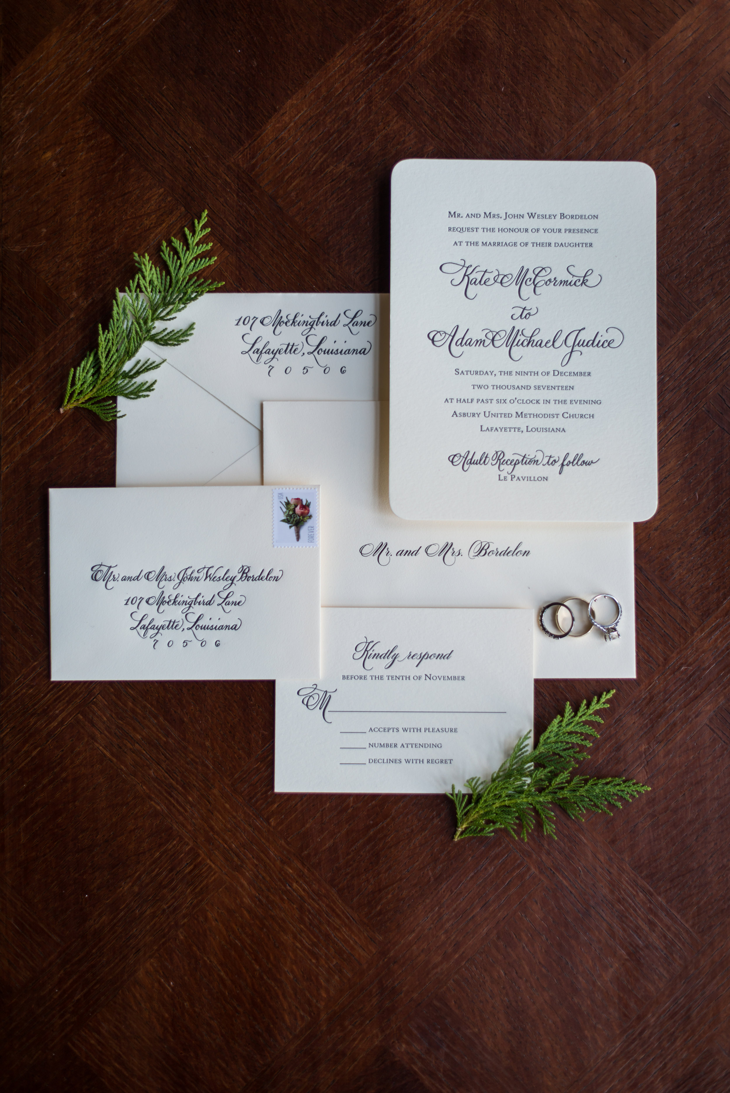 Southern Fete, Southern Wedding, Save the dates, Crystal Weddings, Jay Faugot Photography