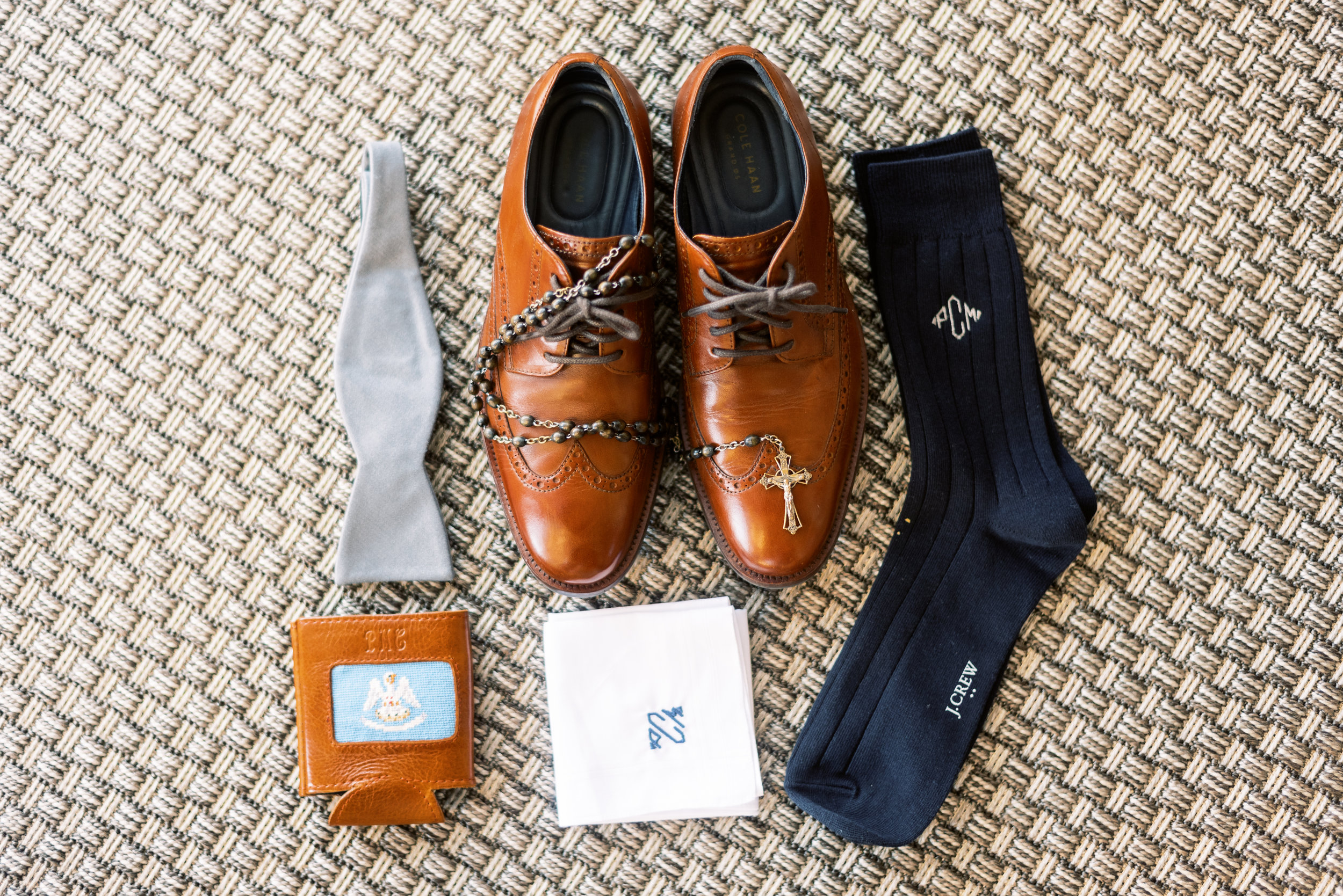 Southern Fete, Southern Wedding, Groom's shoes, Groom's socks, Groom's tie, Sarah Beth Photography