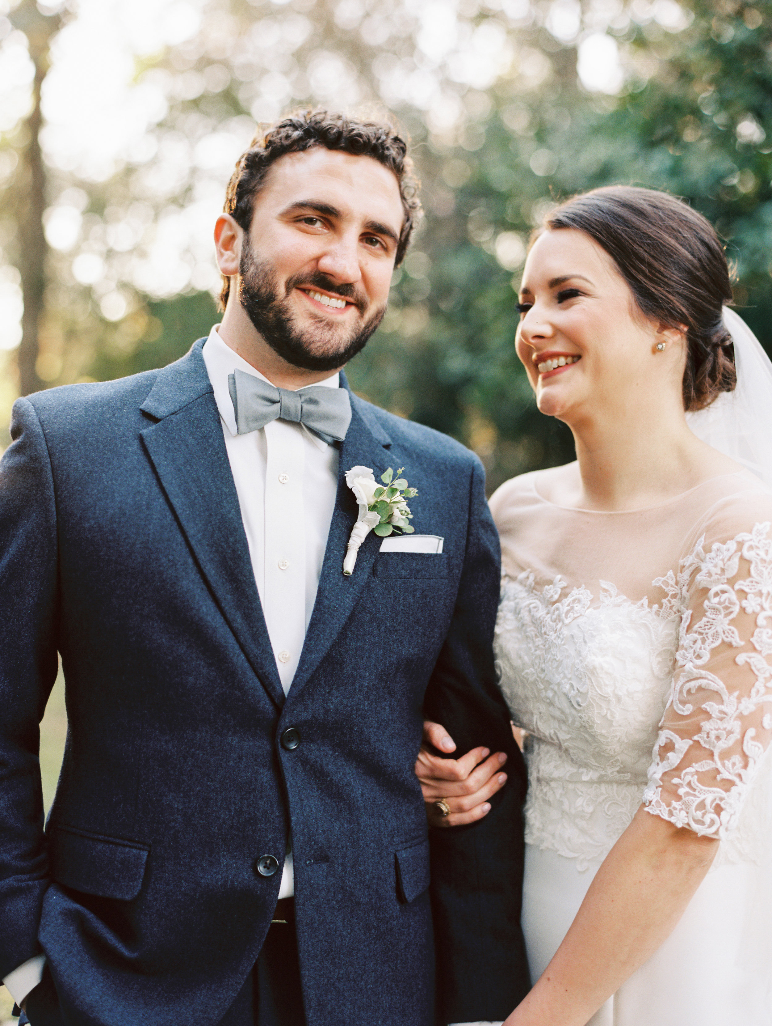 Southern Fete, Southern Wedding, Bride and Groom, Sarah Beth Photography, Petals and Pots