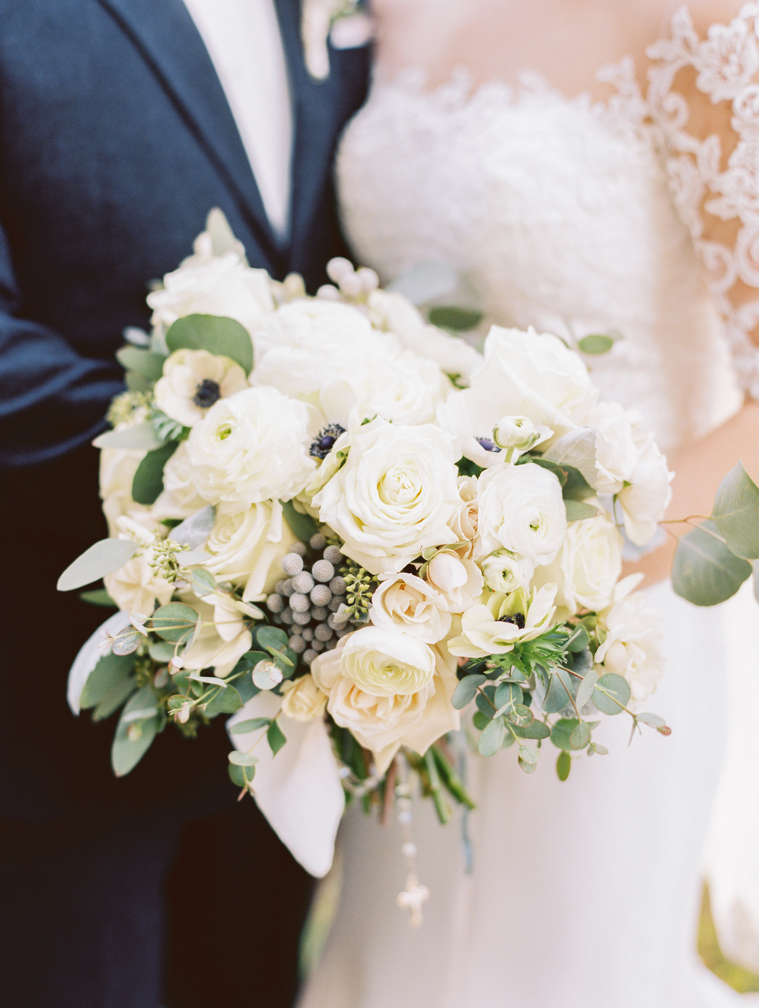 Southern Fete, Southern Wedding, Petals and Pots, Bridal Bouquet