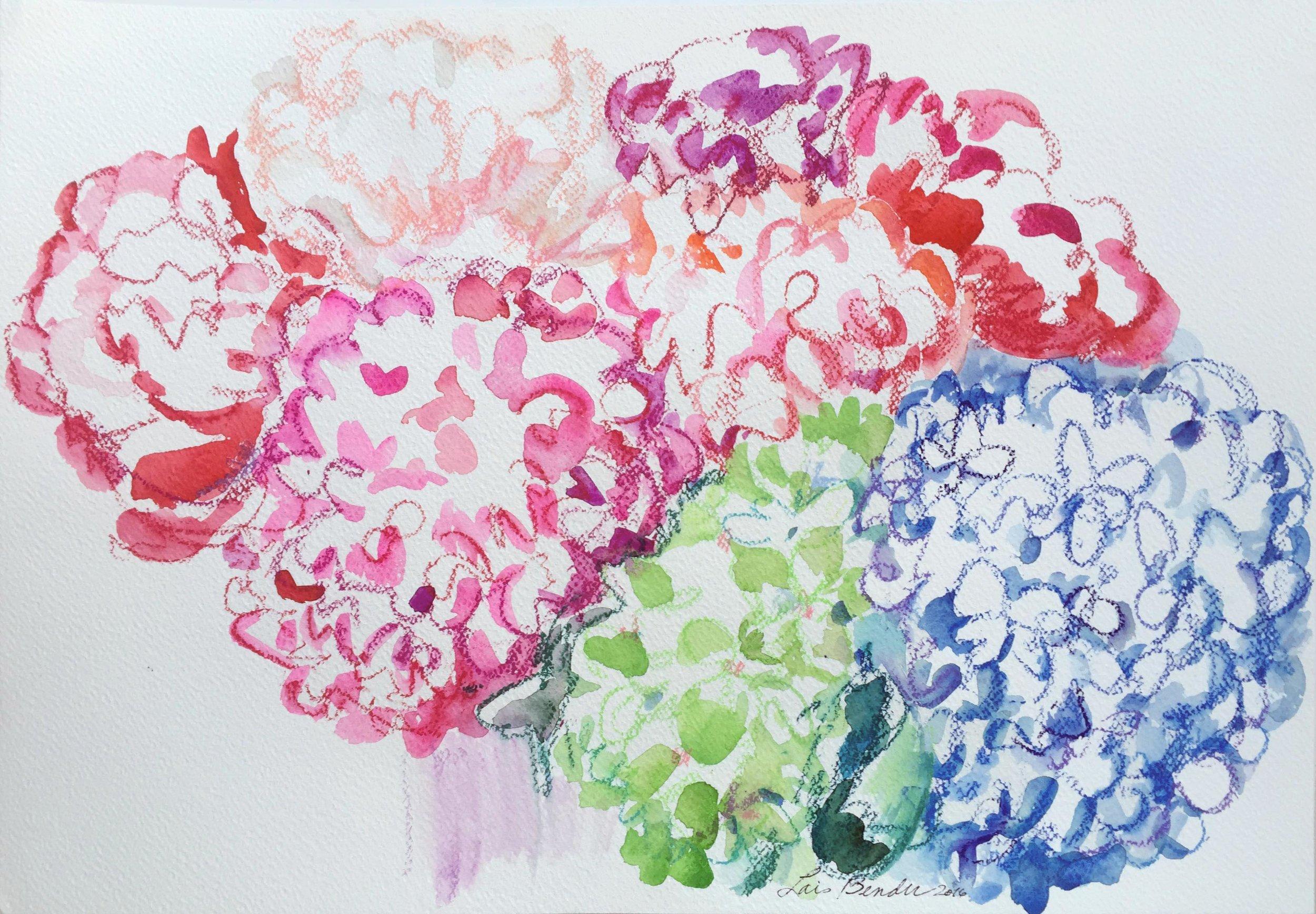"""""""Mixed Colors Bouquet !"""""""