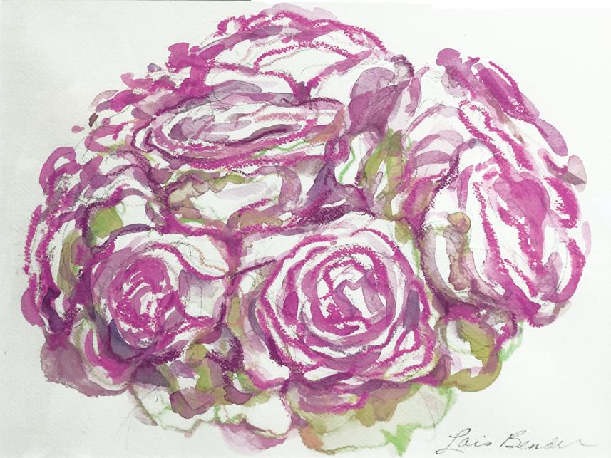 Digital Prints of Watercolors
