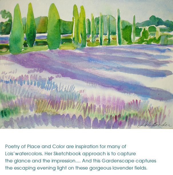 Tuscan Cypresses+Lavender Field - 12%22 x 9%22 Wc+text.jpg
