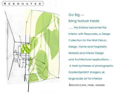 Sketch for Resonates Translucent Panel Designs