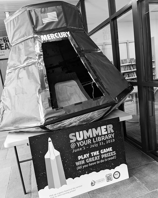 #Takeaway Moment, Summer at your local library. #reading #library #summer