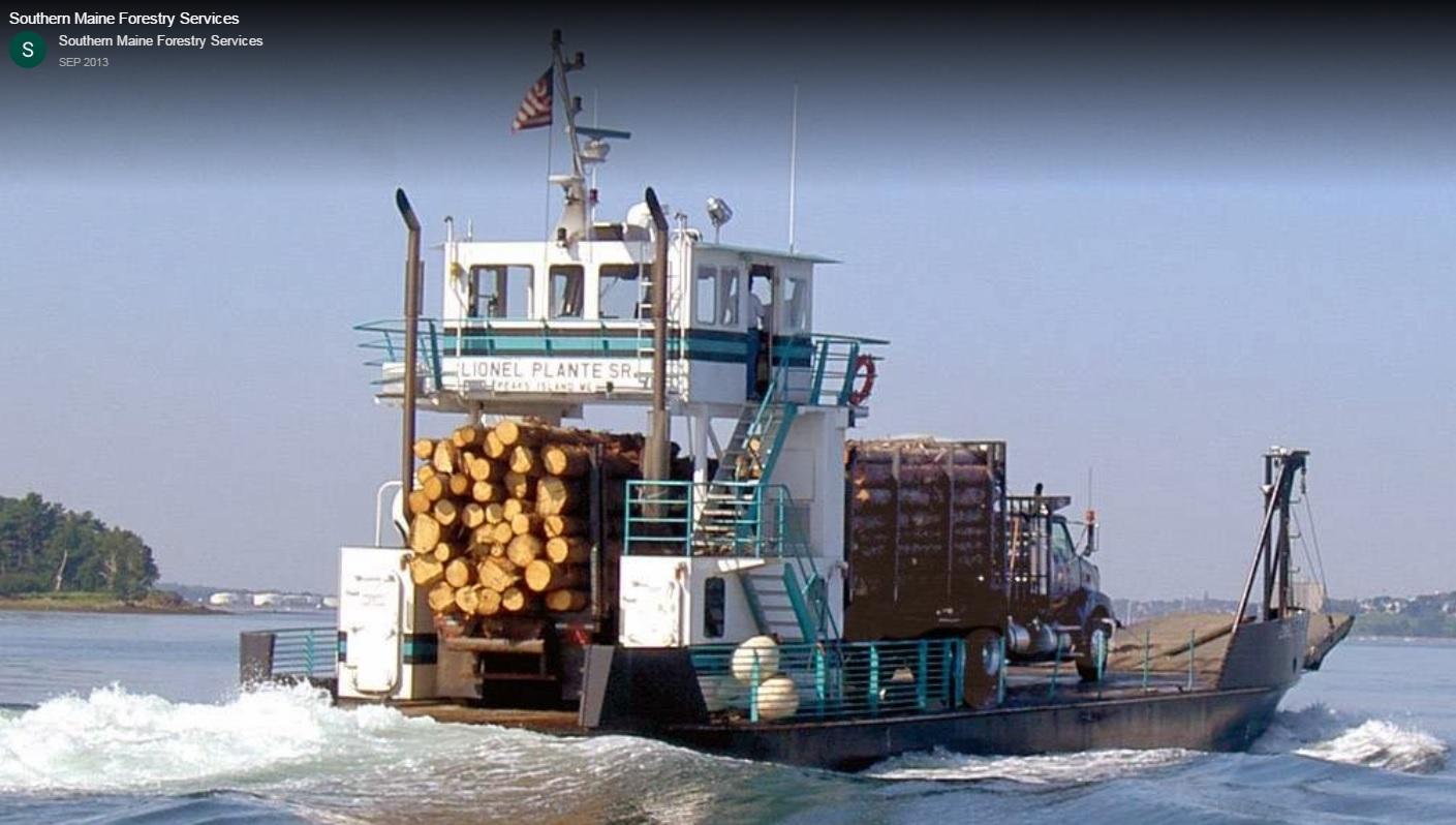 Island logging