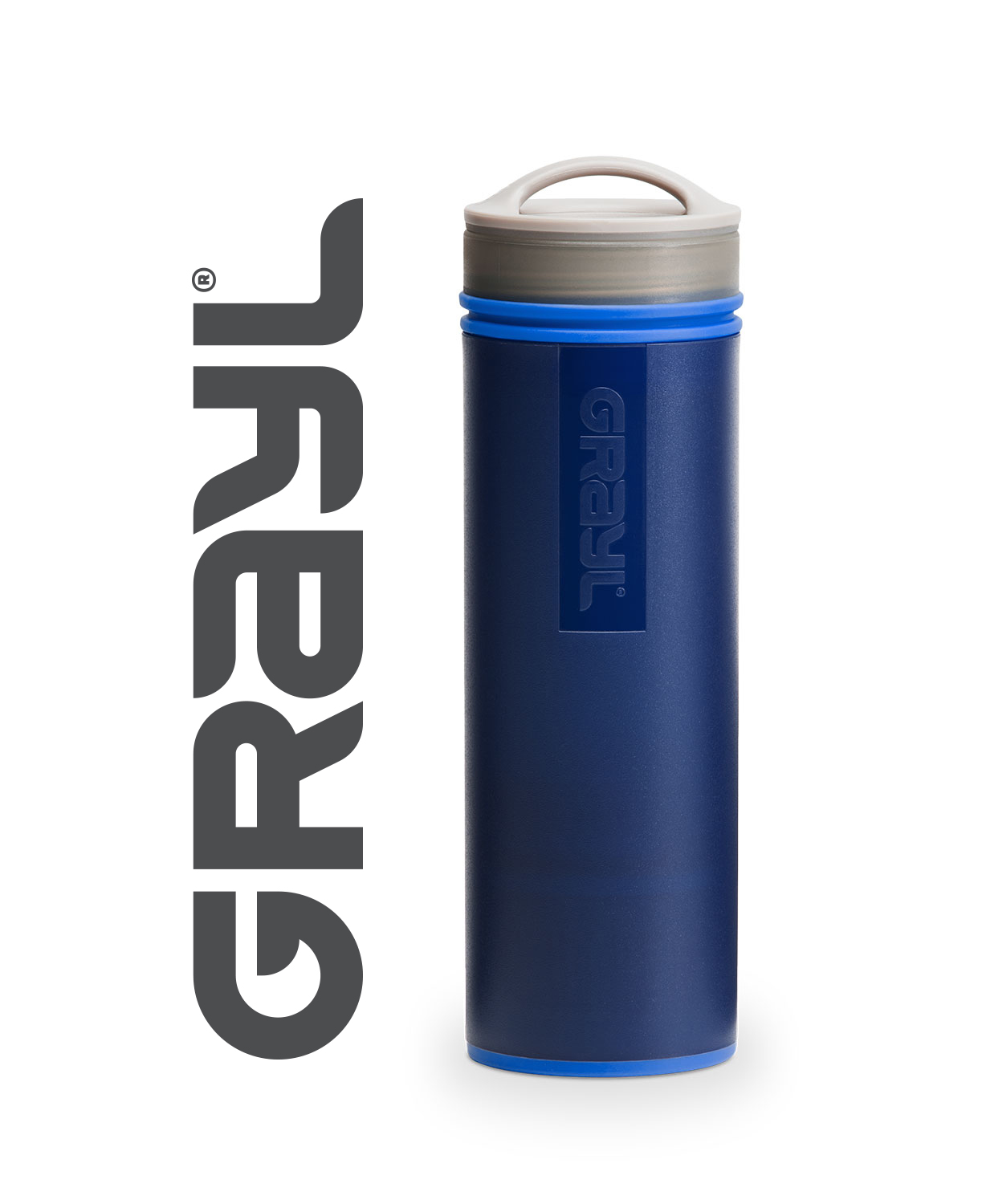 GRAYL Water Bottle Filter for Travel Clean Water