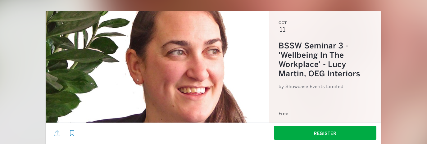 Click here to Book Free Tickets Now -     https://lucy-martin-oeg-seminar.eventbrite.co.uk