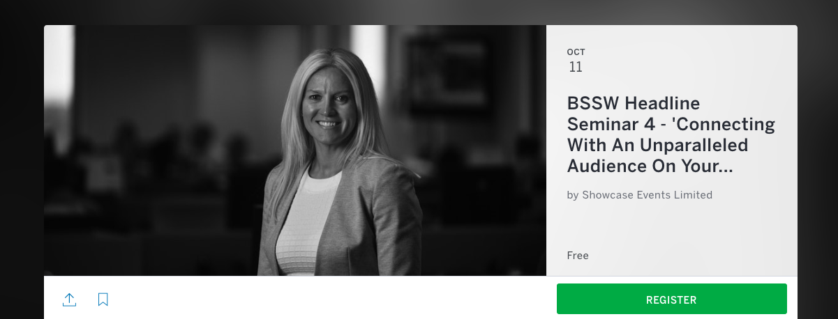 HEADLINE SEMINAR  - Click here to Book Free Tickets Now -    https://sarah-pullen-tm-seminar.eventbrite.co.uk