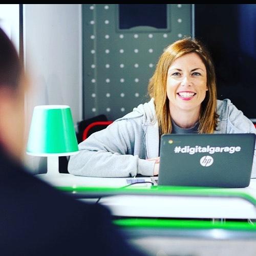 Google's Trainer: Victoria Mooney