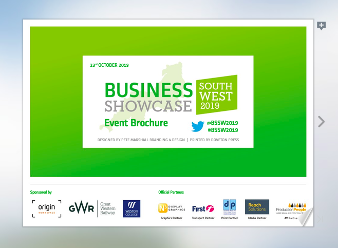 Click  here  to view October 2019's event's full brochure with listings, exhibitors and much more