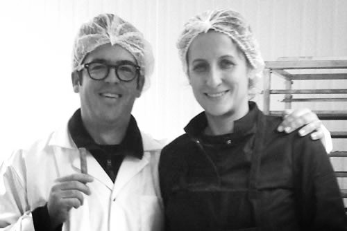 Aline & Olivier - #intervenant - Entrepreneurs biscuiterie artisanale //bio, local, agroalimentaire, biscuiterie artisanale