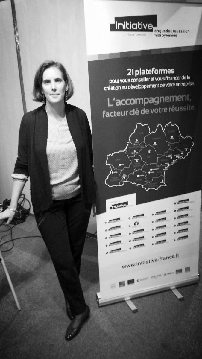 Alice Jollivet - #expert -Directrice départementale @ France Intitiative // financement, prêt d'honneur
