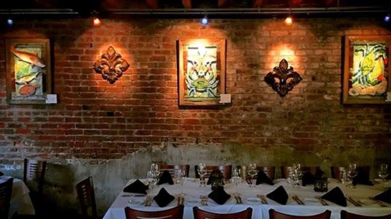 Rebirth Restaurant in New Orleans
