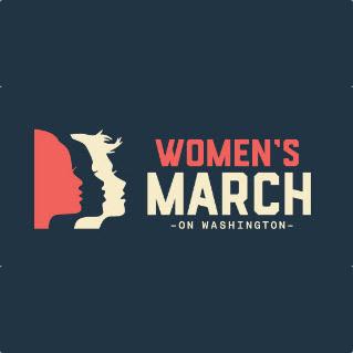 WomensMarch Postcard