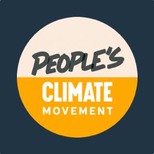 Climate Movement - Postcard