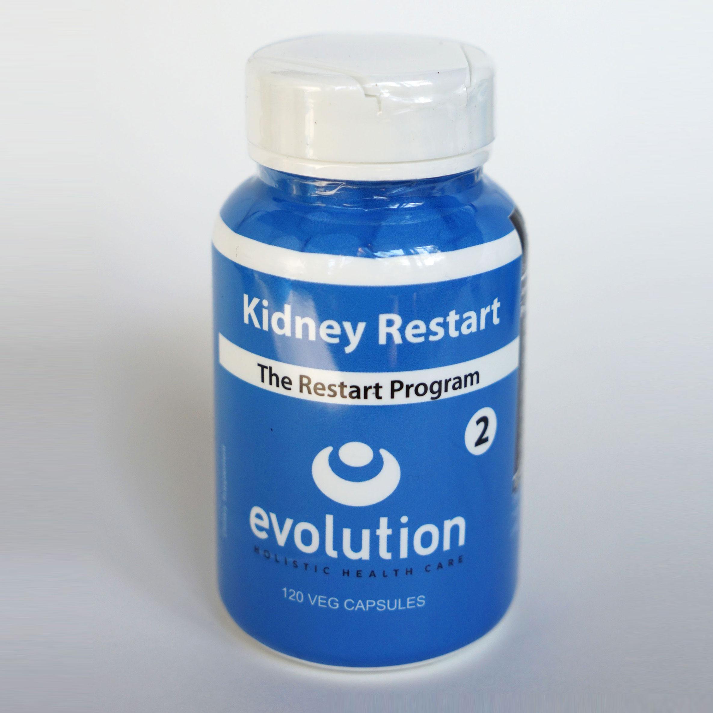 Kidney Detox Restart