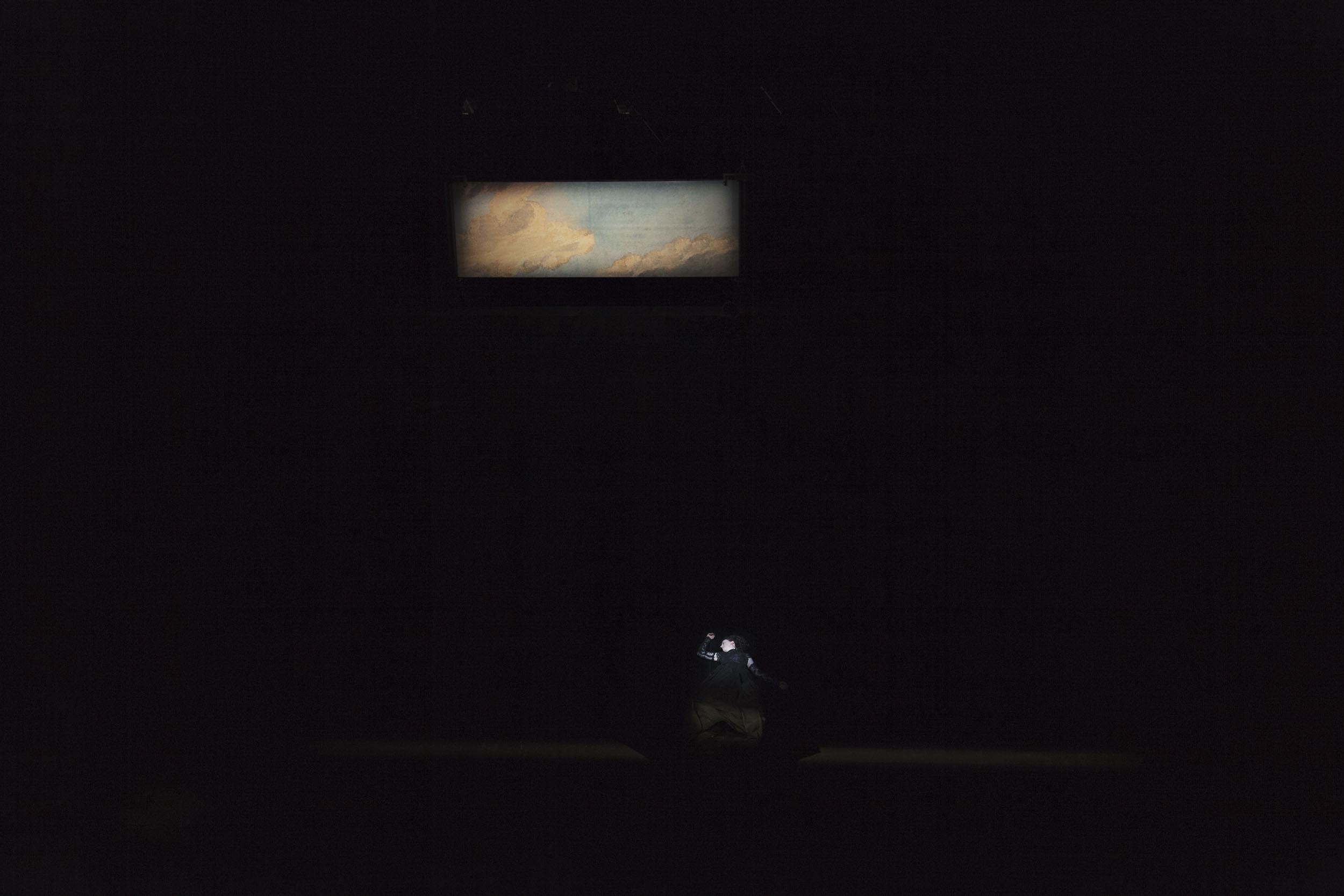 Theatre - Claude Schmitz   Mary Mother of Frankenstein,  Théâtre National, Brussels   Darius, Stan et Gabriel contre le monde méchant,  Les Halles de Schaerbeek, Brussels