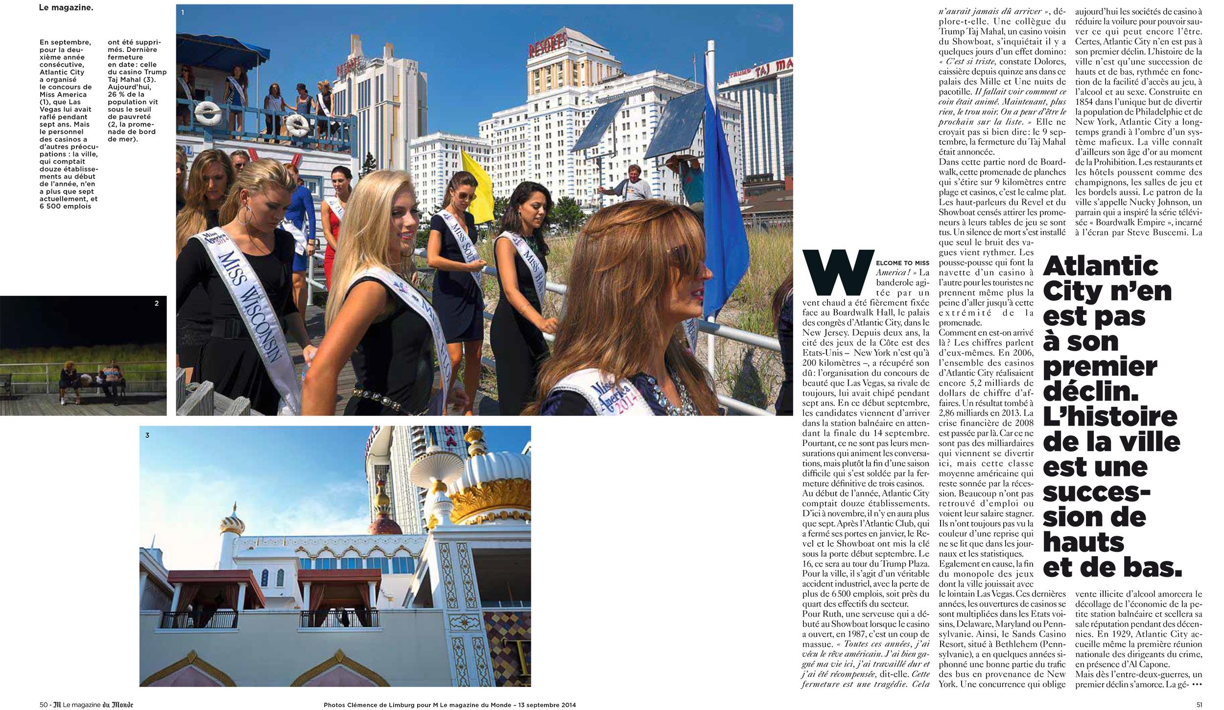 M, le magazine du Monde