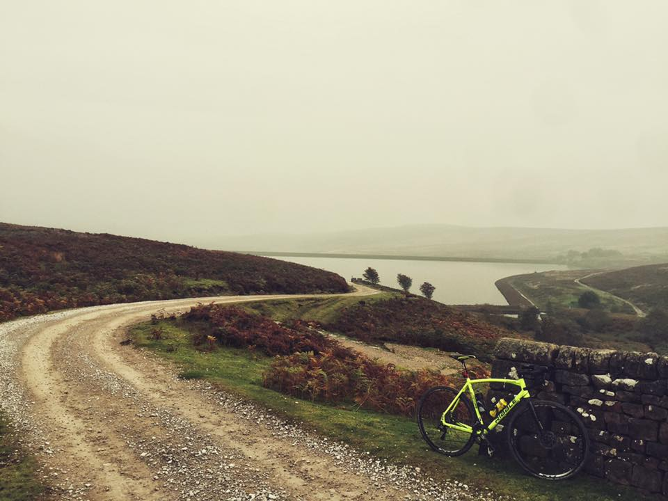 1,000,000ft isn't proving easy. Thanks Science in Sport / Ribble for keeping me on the road.