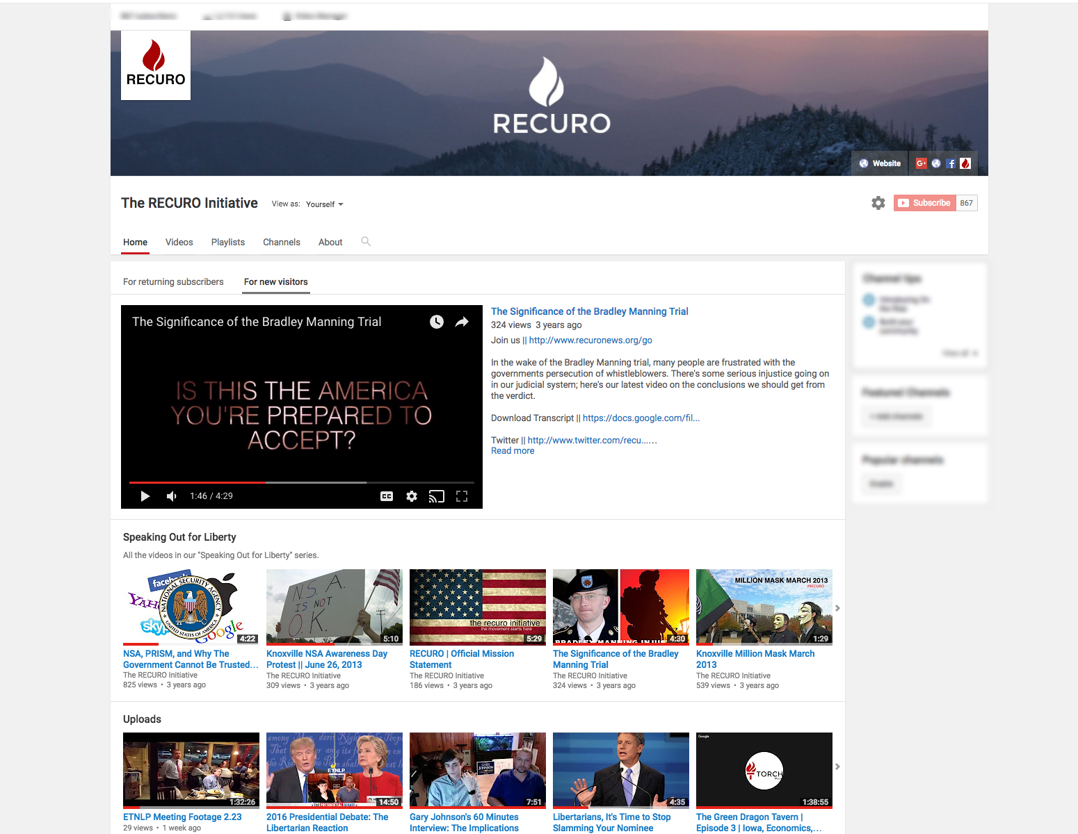 The RECURO Initiative   YouTube.png