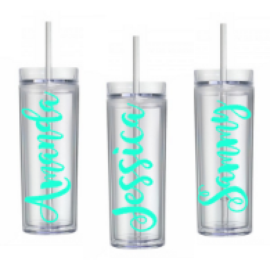 Personalized Tumbler - $9.25
