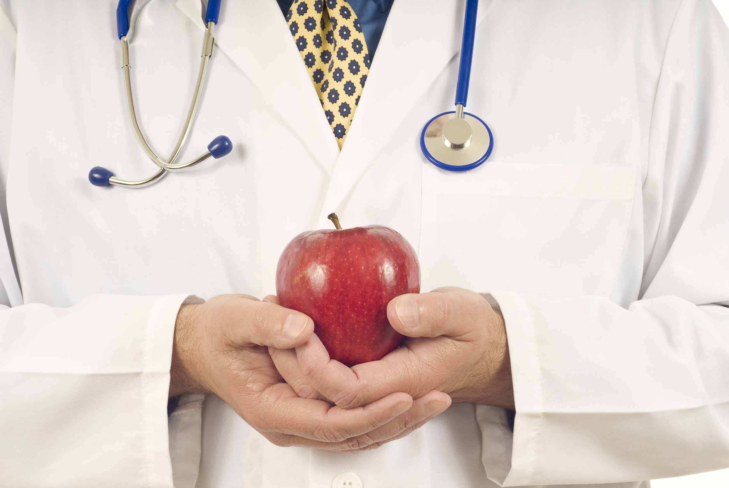 FMC Doctor with Apple