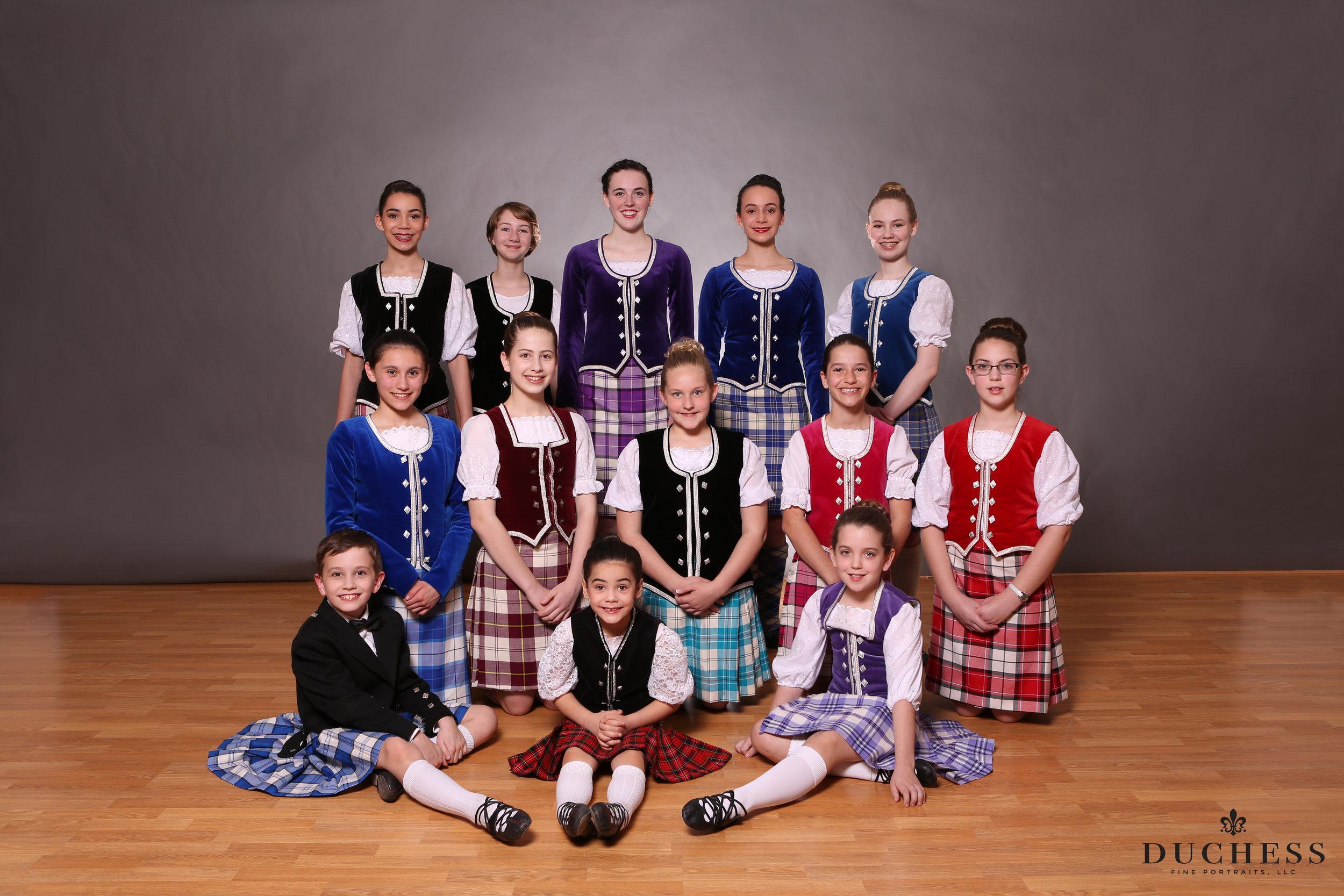 Murphy Highland Dancers