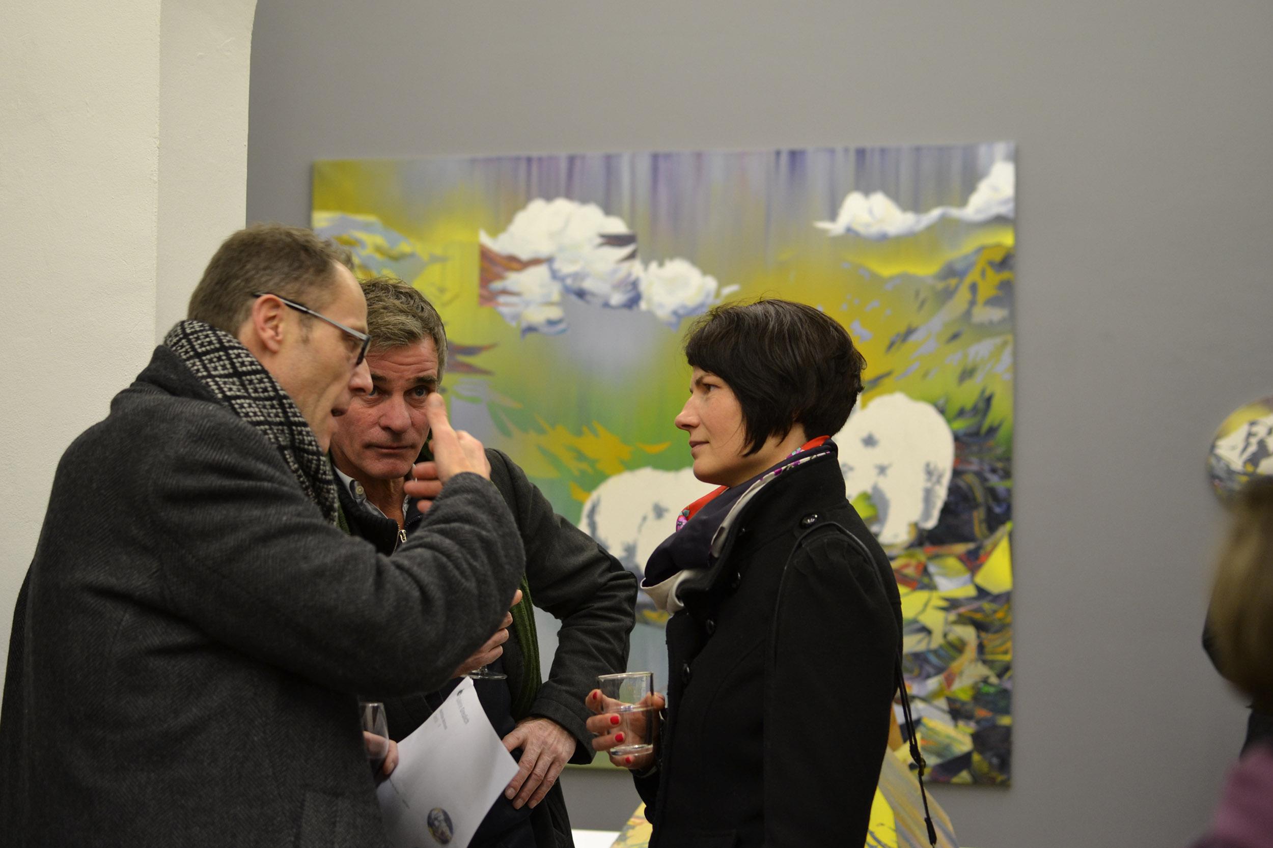 Matthias Moravek, %22Geroell%22, exhibition view7, 2014.jpg