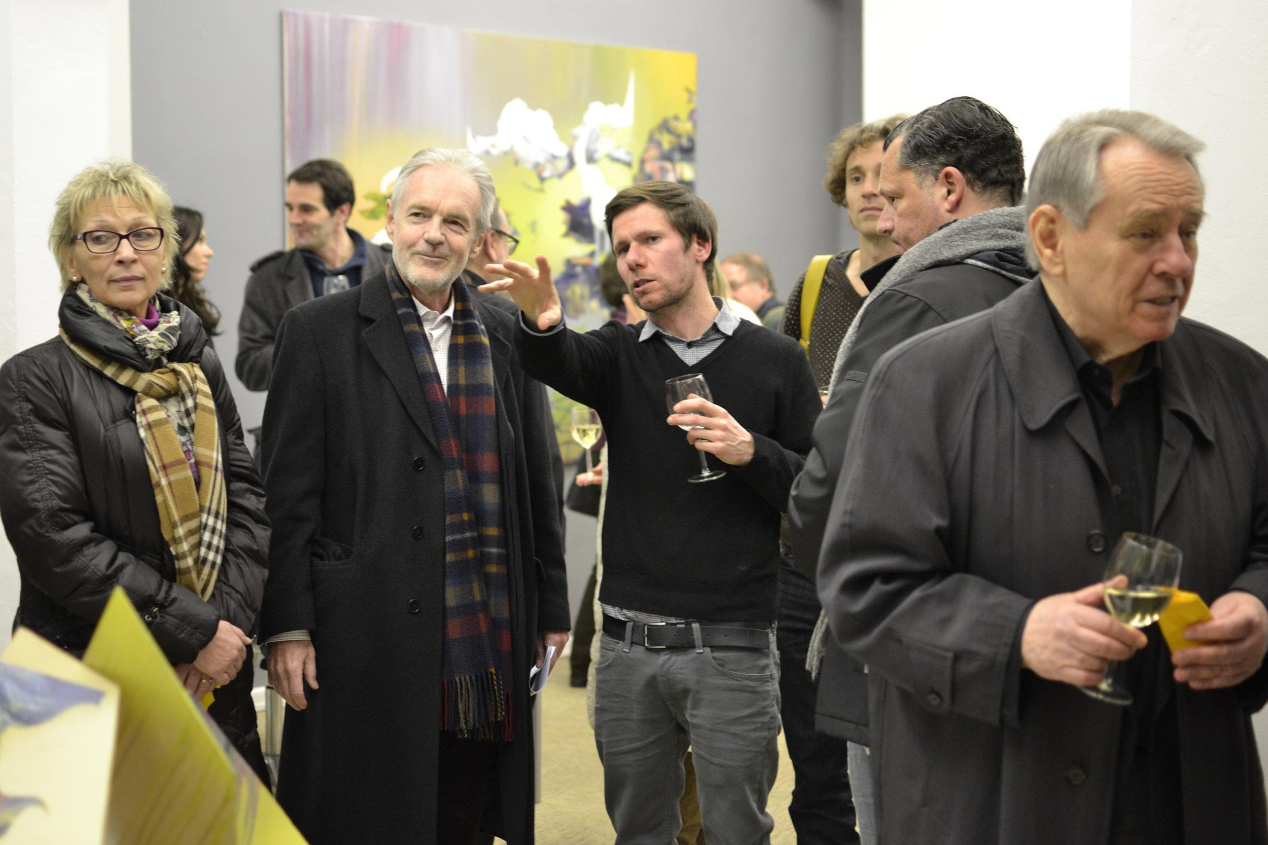 Matthias Moravek, %22Geroell%22, exhibition view6, 2014.jpg