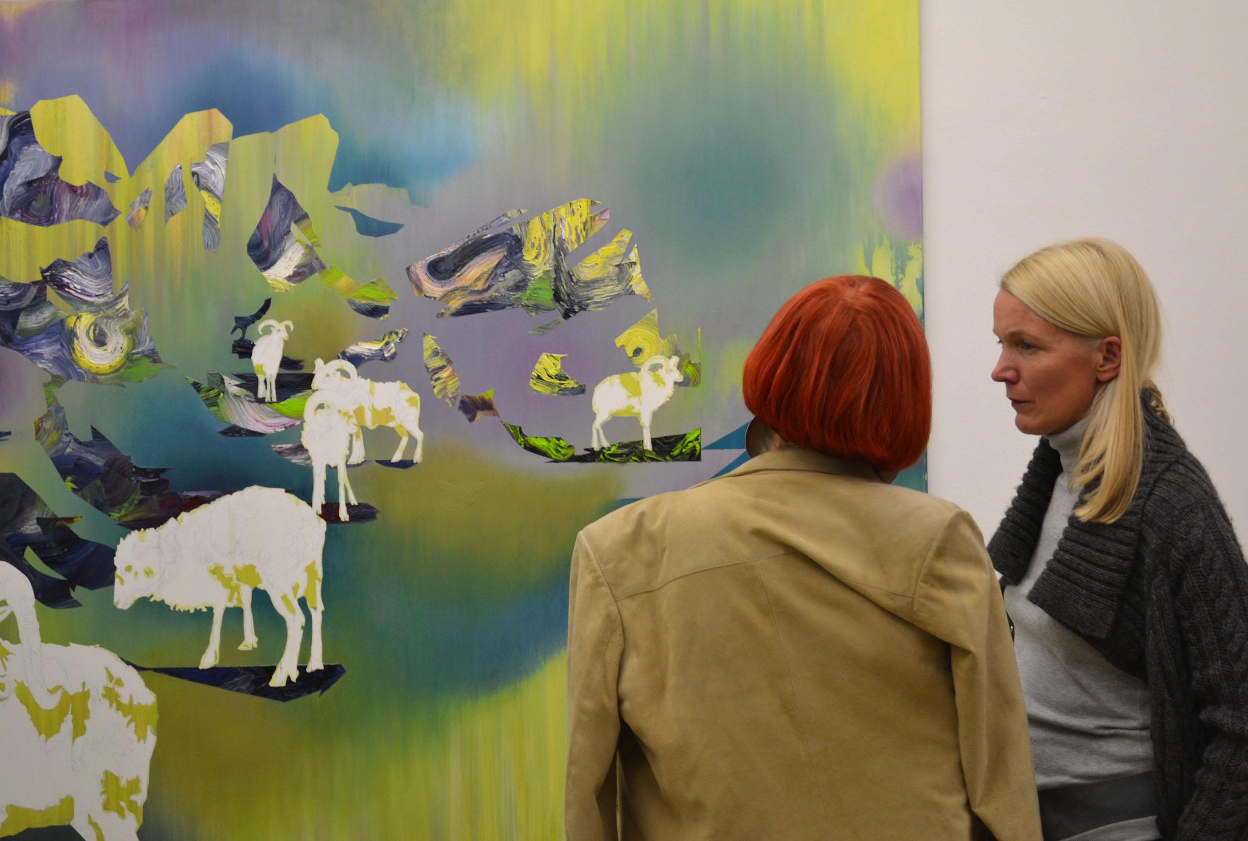 Matthias Moravek, %22Gran Paradiso%22, exhibition view5, 2011.jpg