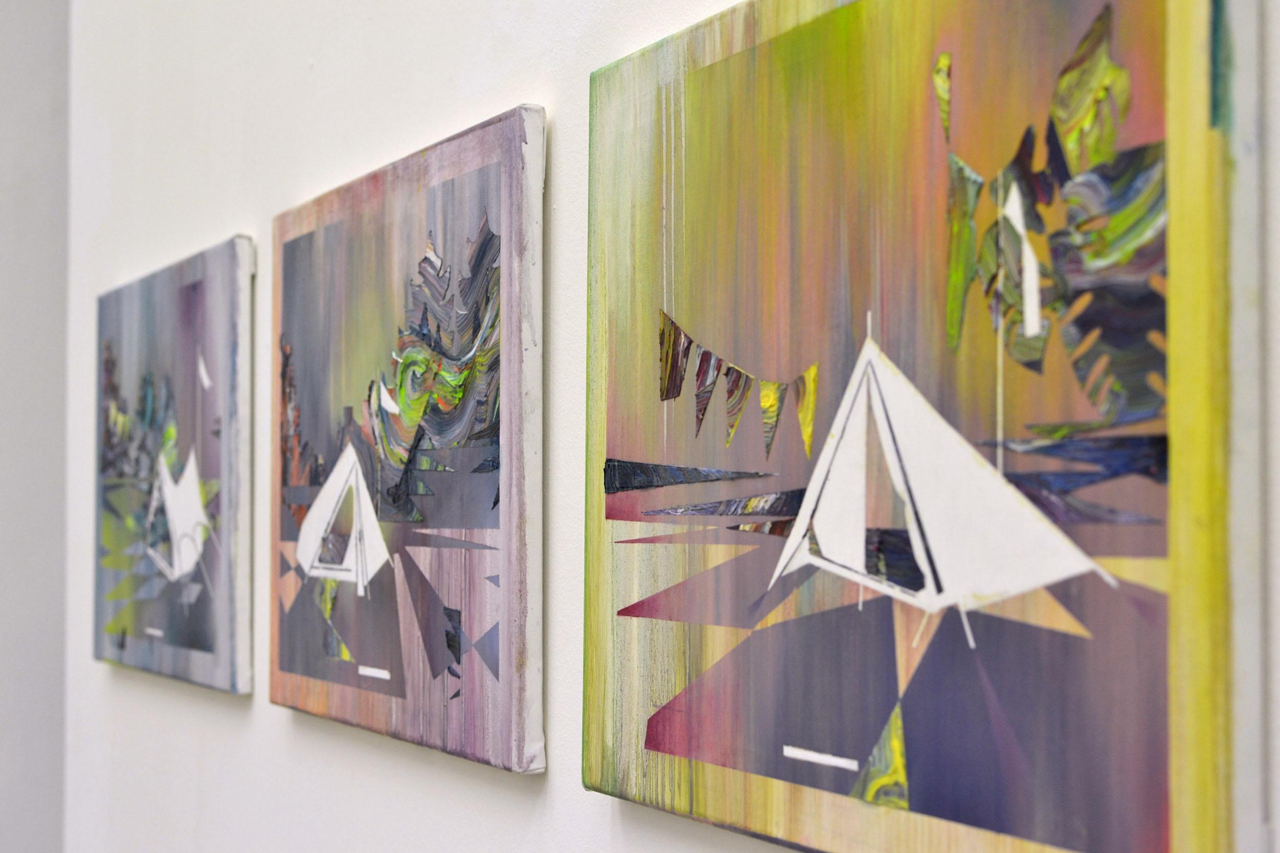 Matthias Moravek, %22Gran Paradiso%22, exhibition view, 2011.jpg