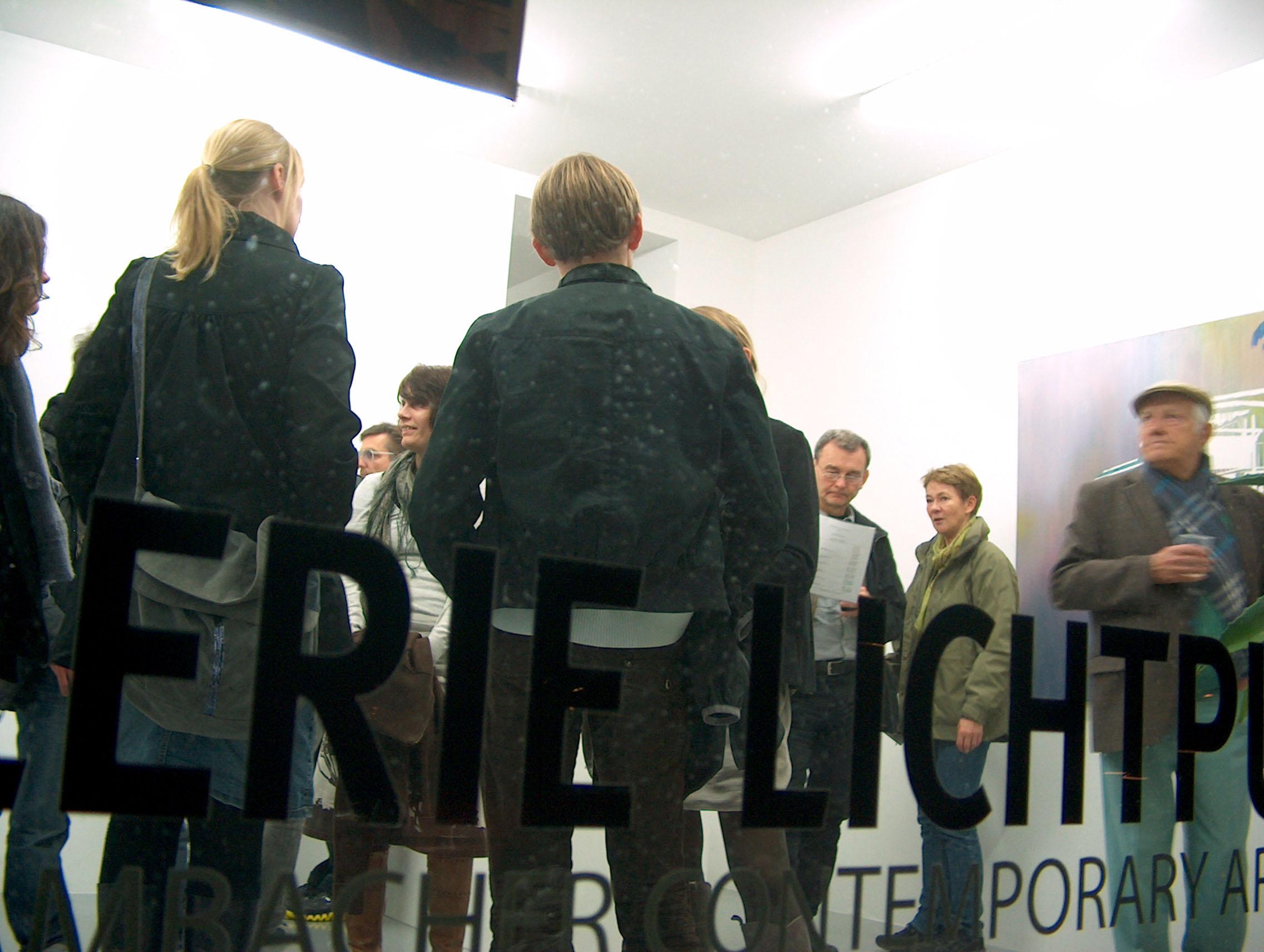 Matthias Moravek, %22Auf Achse%22, exhibition view3, 2010.jpg