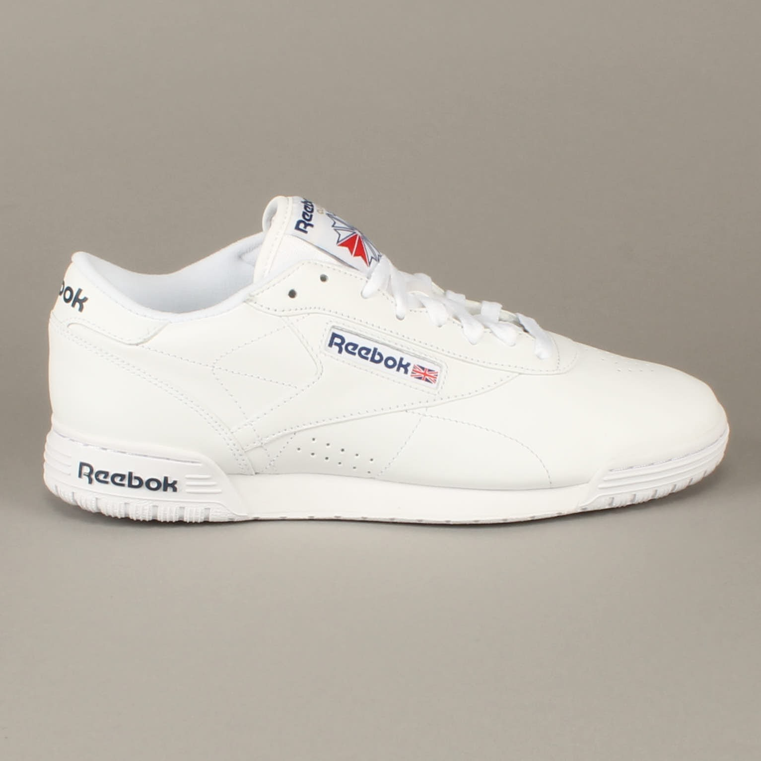 REEBOK EXOFIT LO CLEAN LOGO INT WHITE  700 DKK