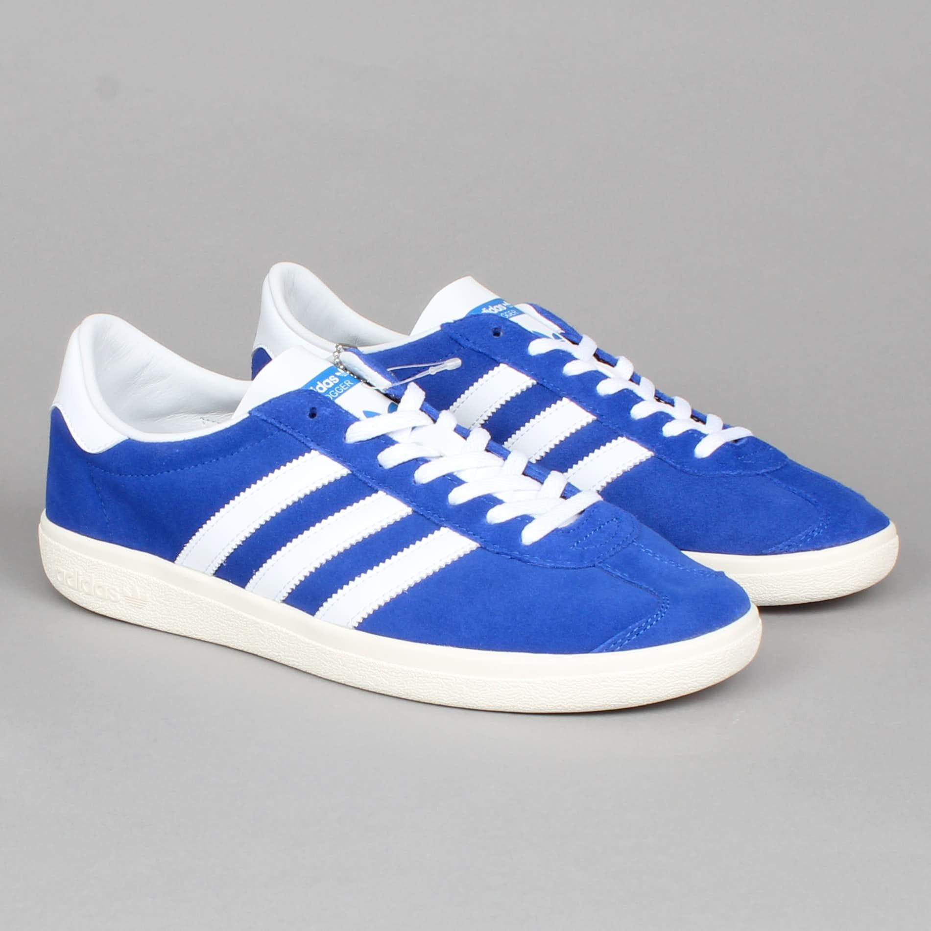 ADIDAS JOGGER SPZL BLUE/WHITE  900 DKK