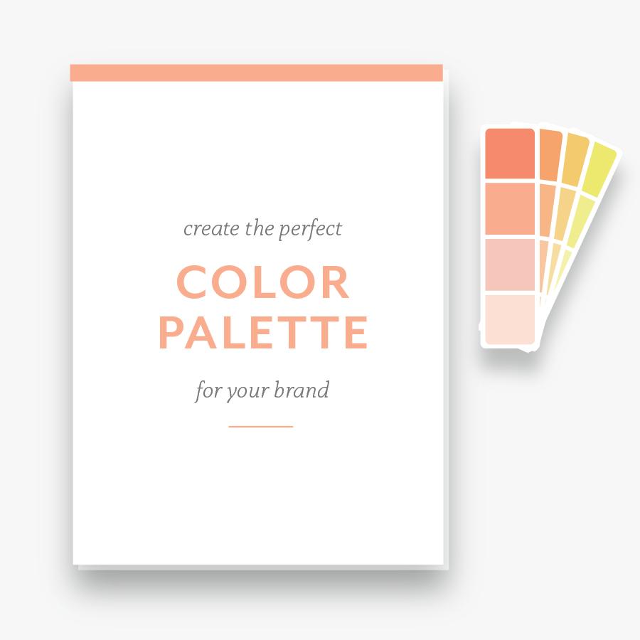 Hellohappen Color Palette workbook