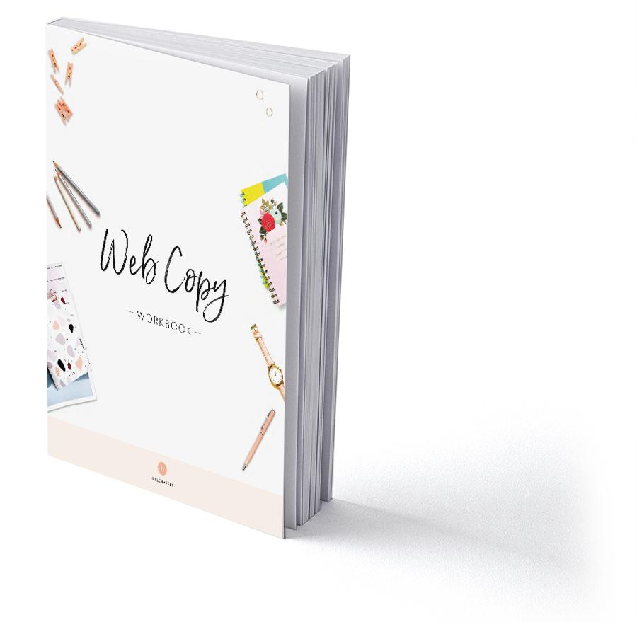 Web copy workbook