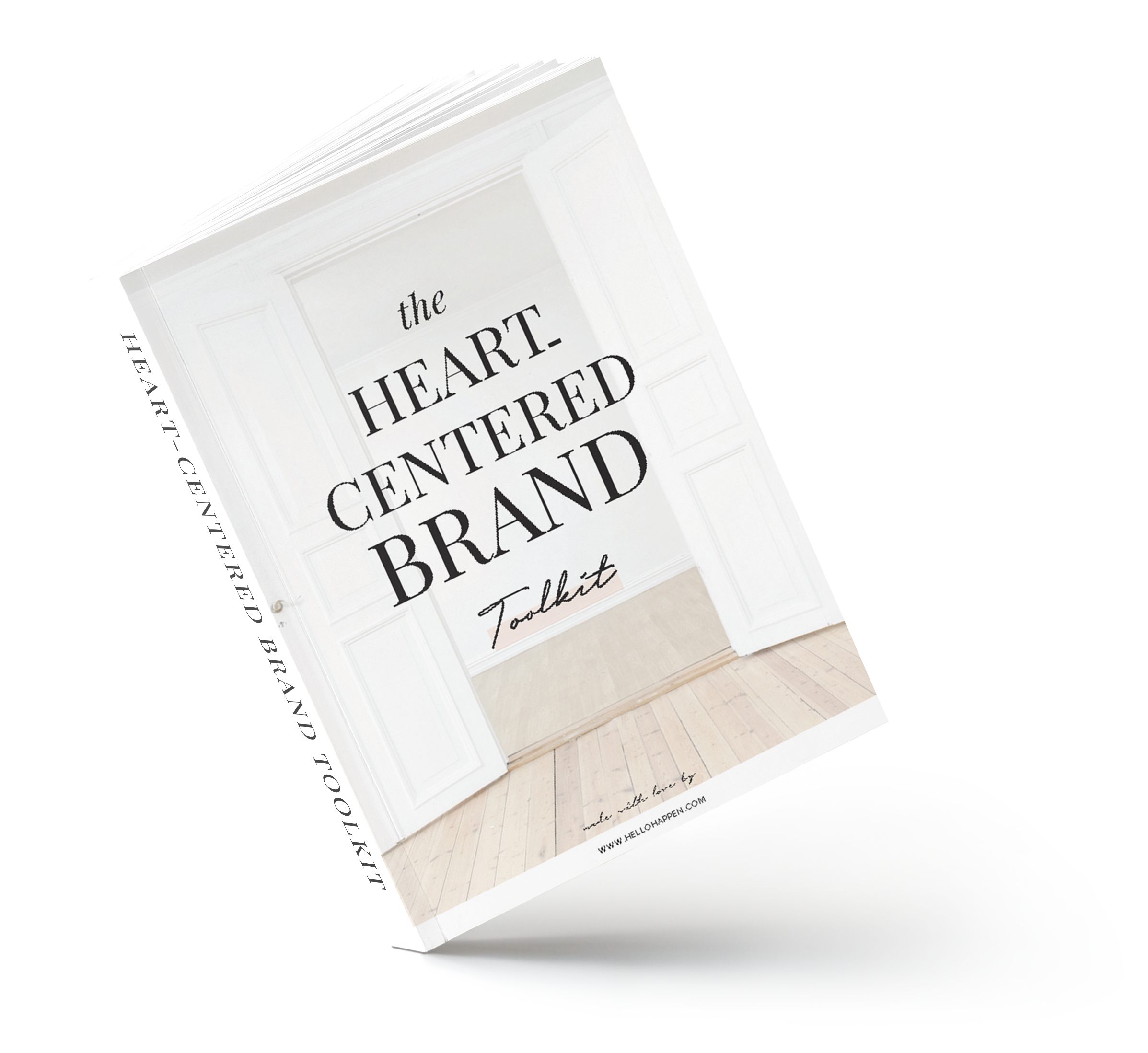 Heart Centered Brand Strategy Toolkit