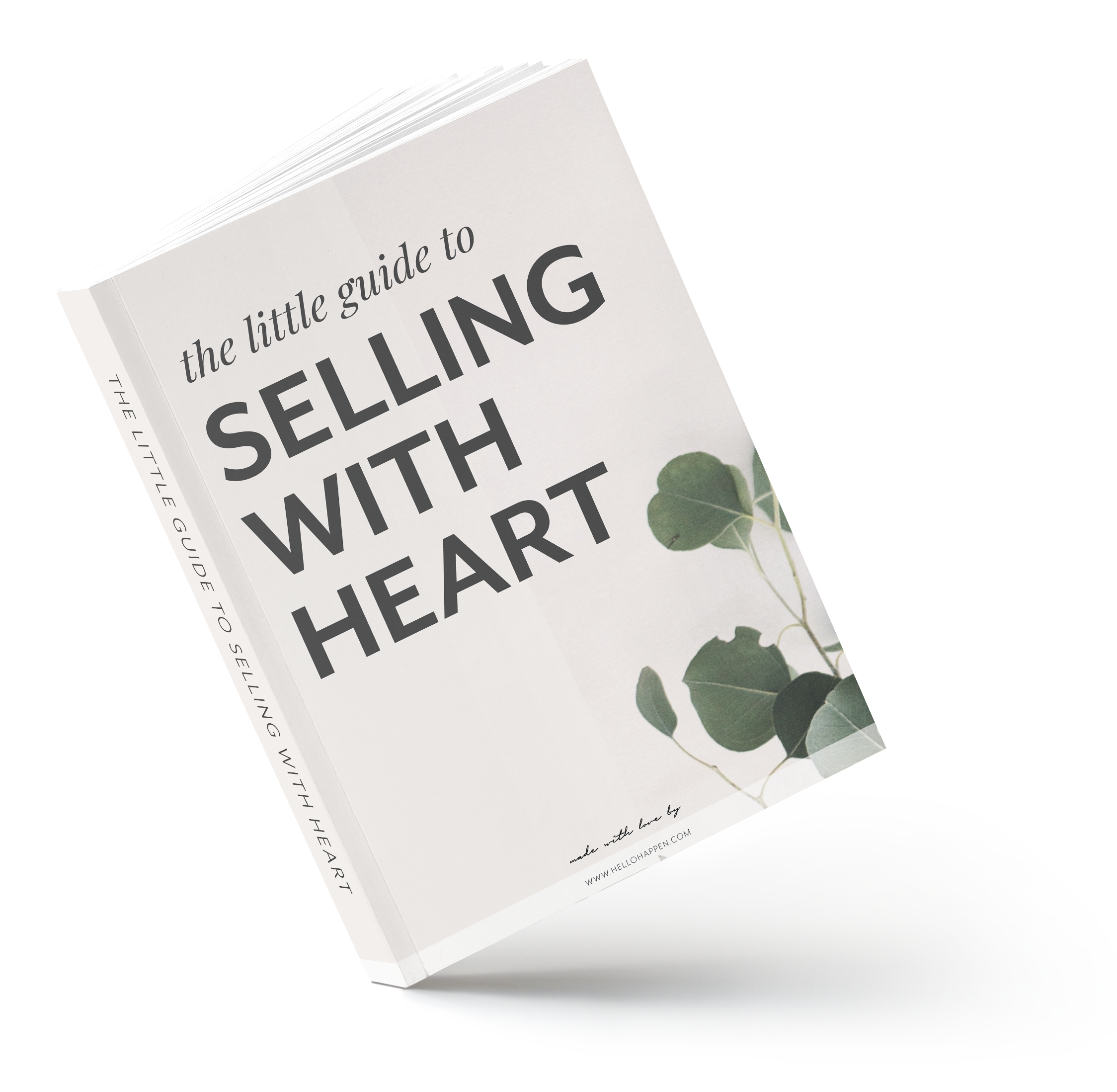 Little Guide to Selling with Heart