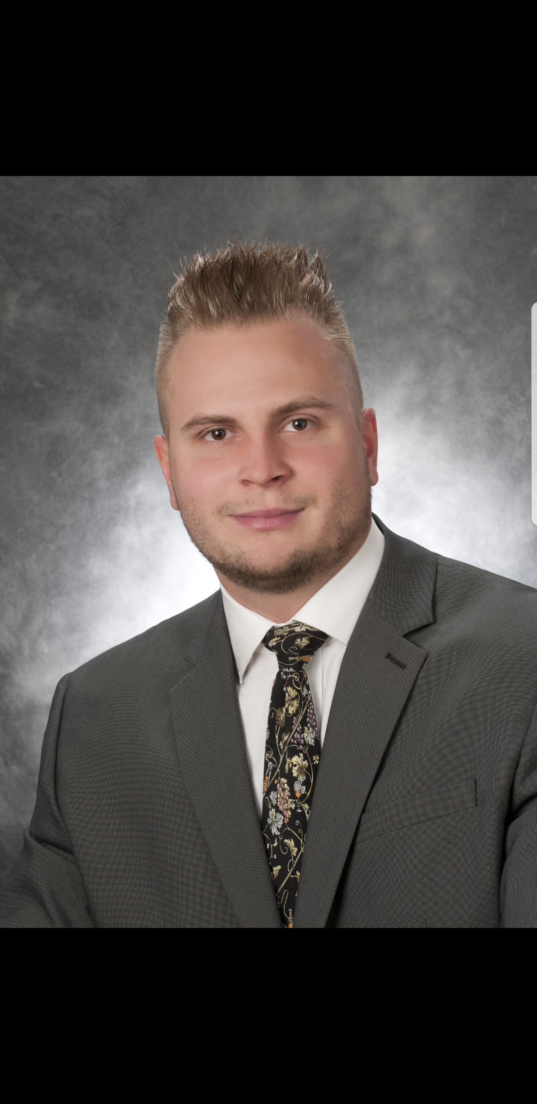 Beau Soberdash  Administrative Assistant