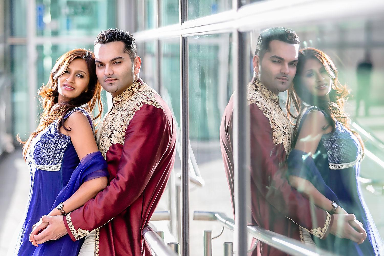 We Are Roshni & SanjayJogia