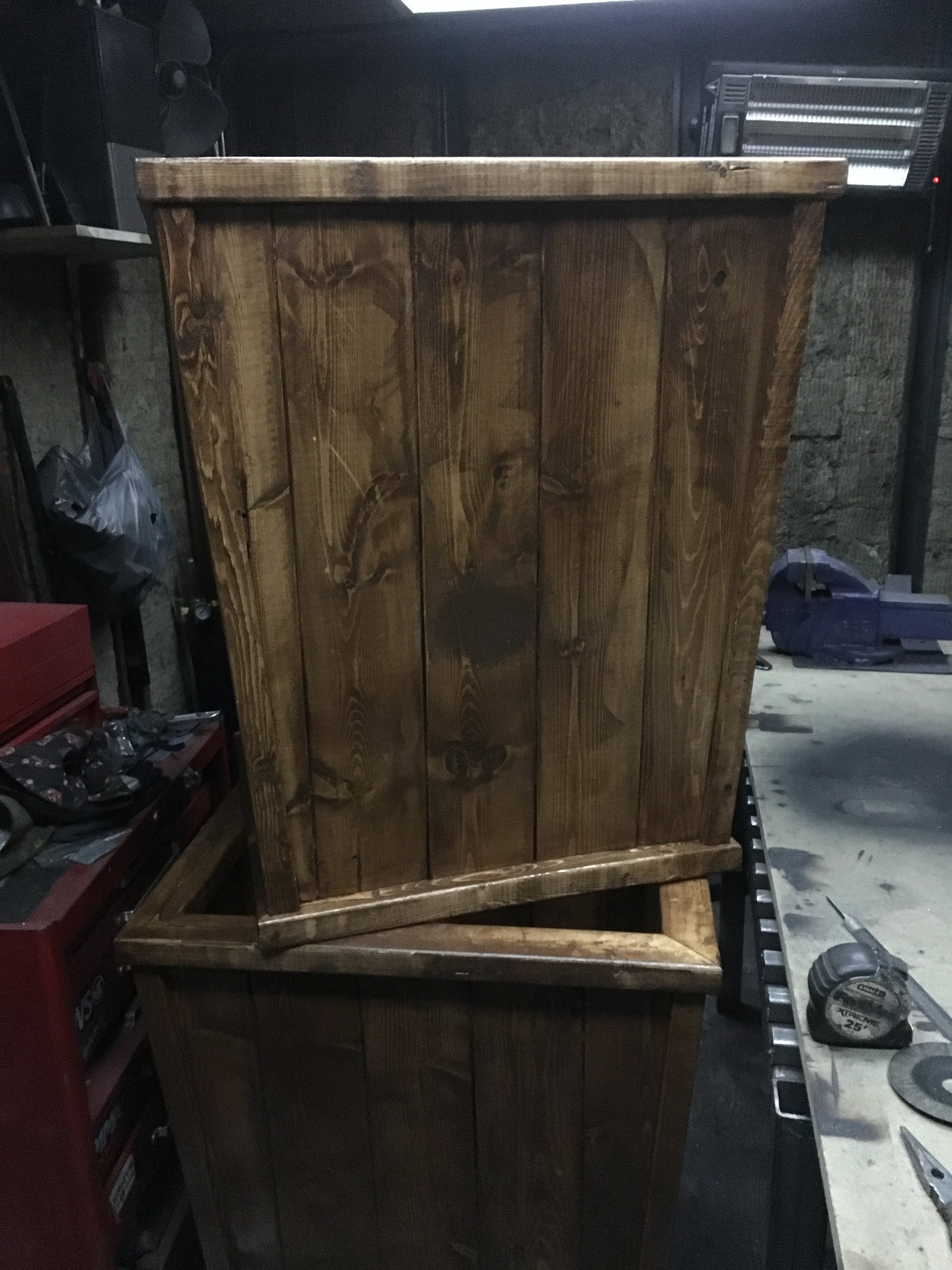 Large Planter Boxes