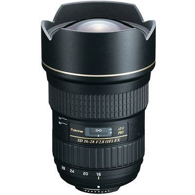 Tokina 16-28mm f/2.8 - AT-X Pro Lens For Canon