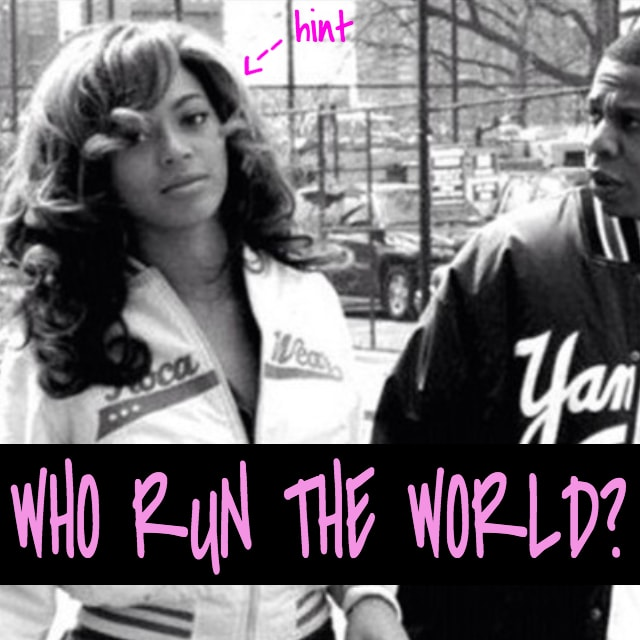 Who Run the World Playlist Cover.jpg
