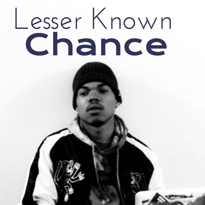 Lesser Known Chance Playlist Cover.jpg
