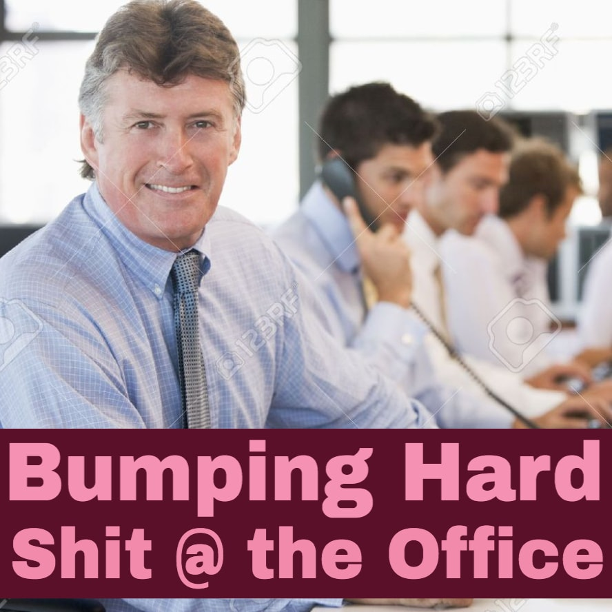 Bumping Hard Shit @ the Office