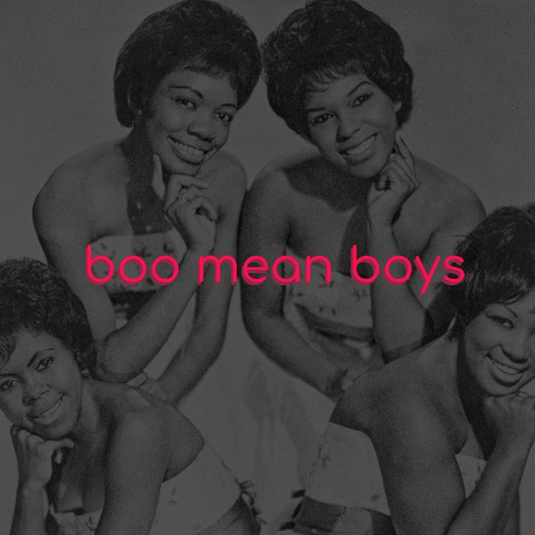 boo mean boys